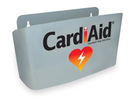 CardiAid beslat til hjertestarter - KS Førstehjælp