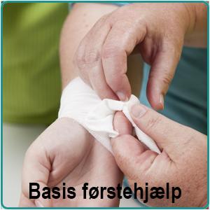 Førstehjælpskursus - Basis